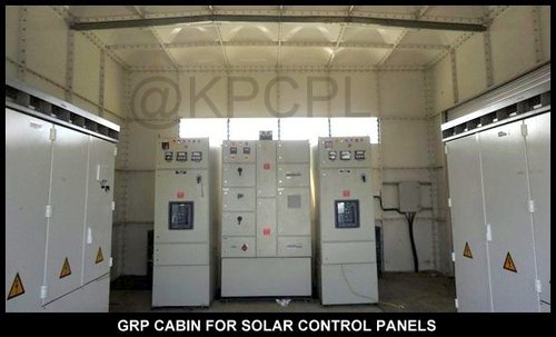 GRP Inverter Room