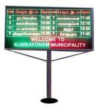 Multi Line Text LED Board