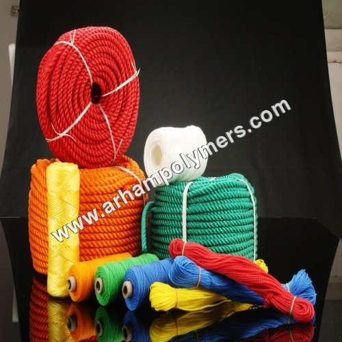 HDPE Twisted Rope