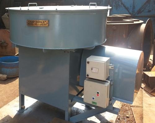 Refactory Pan Mixer