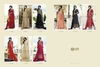 LEO FASHIONS (AAFREEN)  Designer Straight Suits