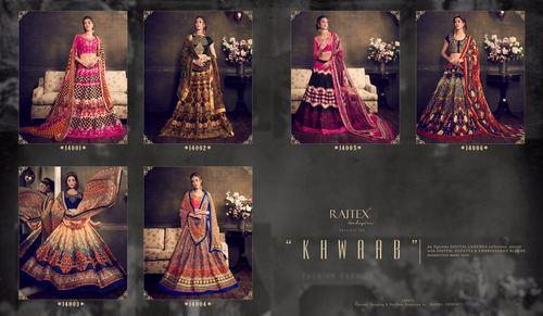 RAJTEX(Khwaab)Anarkali Straight suit Wholesale