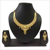 Designer Gold Plated Necklaces