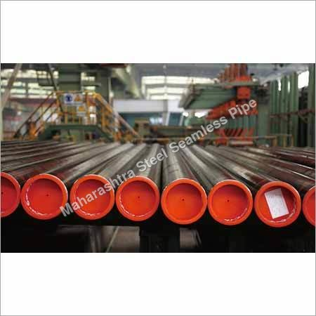 MS Seamless Line Pipe