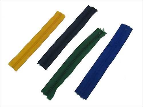 Colorful CFC Zipper
