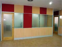 Modular Office Partition