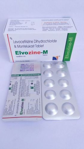 Elvozine-M Tablets