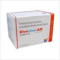Levocetirizine Dihydrochloride & Ambroxol HCL Cap.