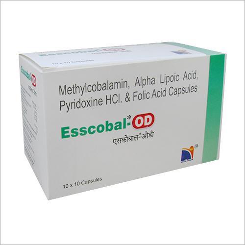 Esscobal - OD Capsules