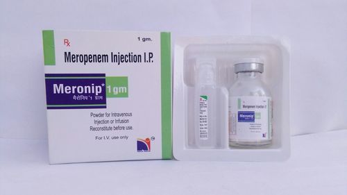 Meropenem 1 gm Injection