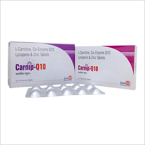 Carnip-Q 10 Tablets