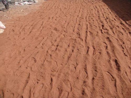Sandalwood Spent Dust