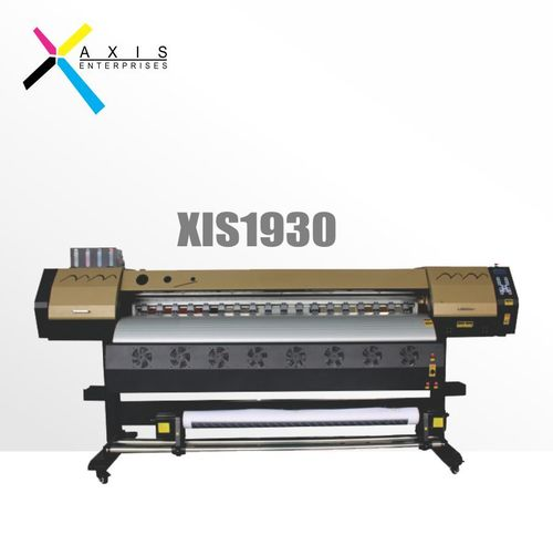 UV Multi Roll Printer