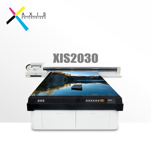 Digital LED UV Flatbed Printing Machine