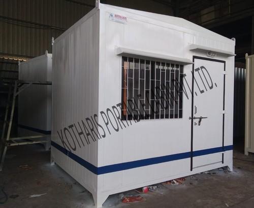 PUF Telecomunication Shelter