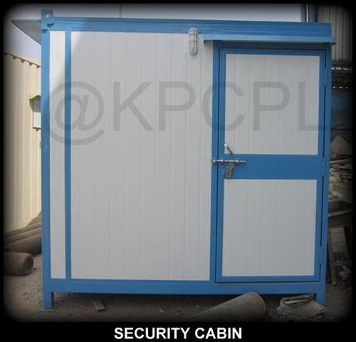 Puf Customized Security Cabin