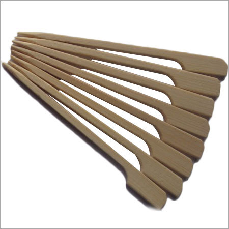 Bamboo Paddle Skewer