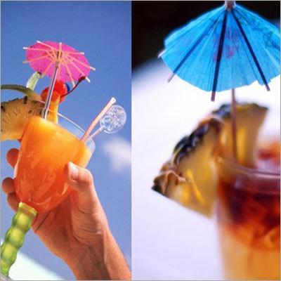 Cocktail Parasols