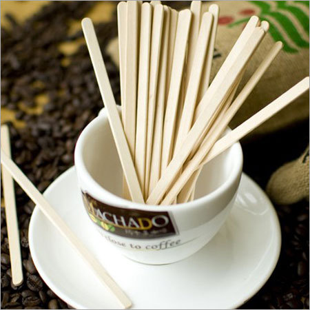 Wooden Stirrer Sticks