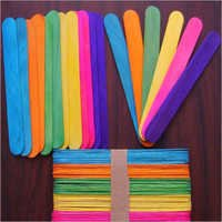Colorful Wood Sticks