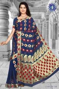 India Chiffon Sarees