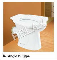 Anglo India toilet