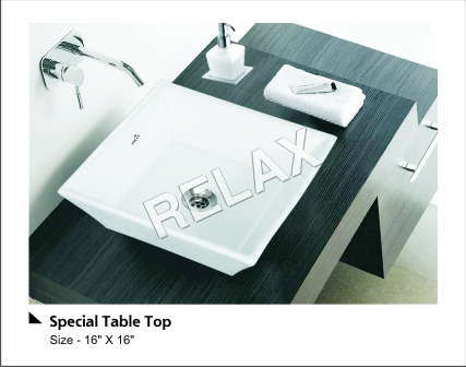 Special Table Top