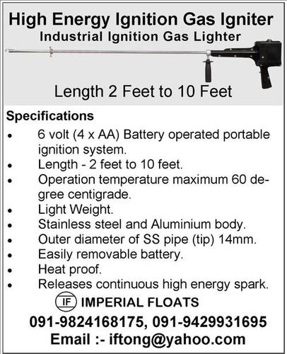 Industrial Gas Lighter