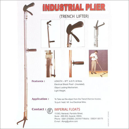 Industrial Trench Plier