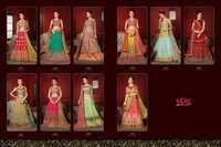 VIPUL FASHIONS(DCAT-100) Designer Anarkali Suits