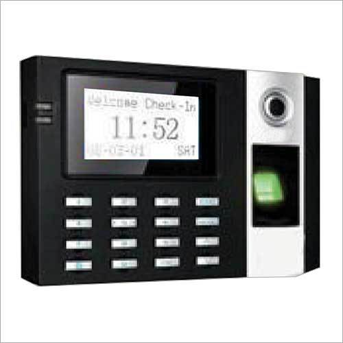 Biometric Attendance Recorder