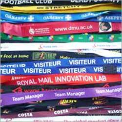 Dyesublimitation Lanyards