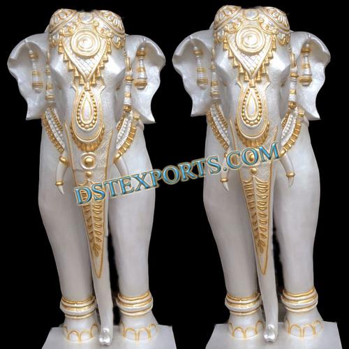 INDIAN WEDDING DECORATION ELEPHANTS