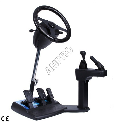 Portable Car Driving Simulator