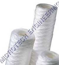 Wound String (Yarn) Filter Cartridge