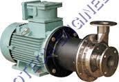 SS Magnetic drive pump