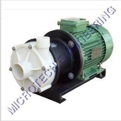 PP Magnetic drive pump