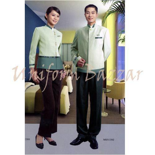 Chinese Uniforms