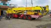 Mobile Cranes Hire Services