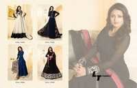 LT FABRIC (NITYA SUIT VOL-91 NX) Anarkali Suits