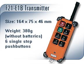 Wireless Crane Transmitter