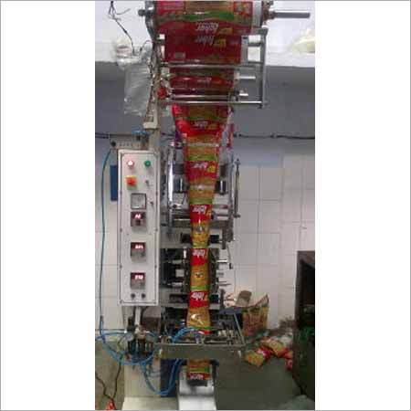 Vertical Collar Type Packing Machine With Auger Filler