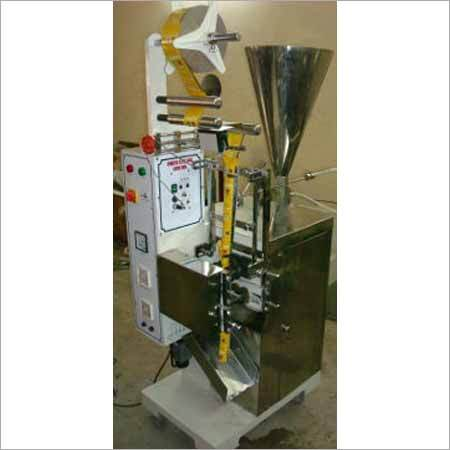 Single Track FFS Liquid Sachet Packing Machine
