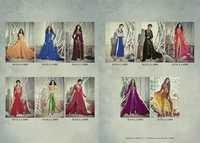 Ladies Straight Designer suits wholesale