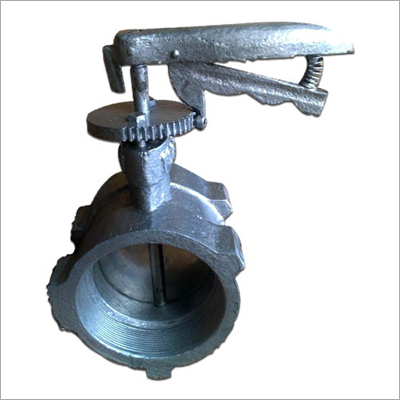 CI Butterfly Valve Screwed
