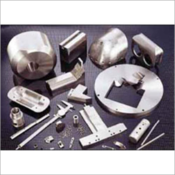 Tungsten Alloy Fittings Parts