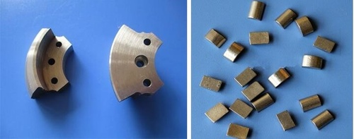 Tungsten Alloy Parts