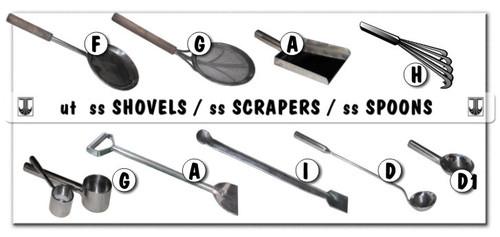 SS Spoons & Shovels