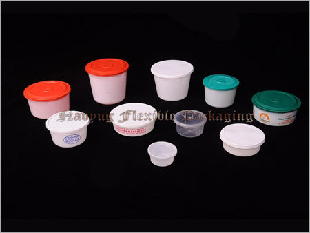Plastic Moulded Containers