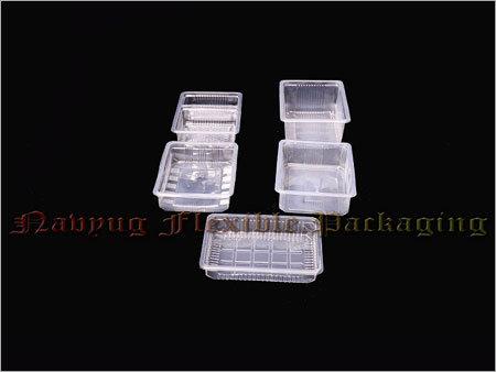 Plastic Sealable Trays